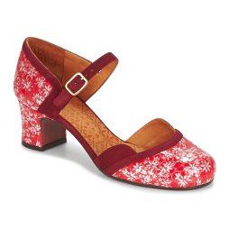 Scarpe donna Chie Mihara  TROMPETA  Rosso Chie Mihara 8435489142552