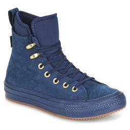 Scarpe donna Converse  CHUCK TAYLOR WP BOOT  Blu Converse 888755056554