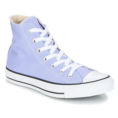 Scarpe donna Converse  Chuck Taylor All Star Hi  Blu Converse 888755429082