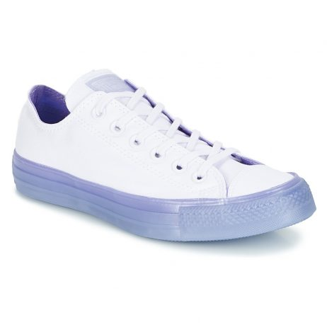 Scarpe donna Converse  Chuck Taylor All Star-Ox  Bianco Converse 888755613580