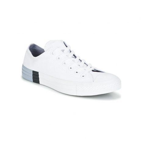 Scarpe donna Converse  Chuck Taylor All Star Ox Tri-Block Midsole  Bianco Converse 888755180211