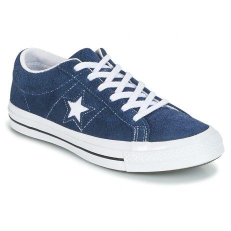 Scarpe donna Converse  One Star  Blu Converse 888754606347