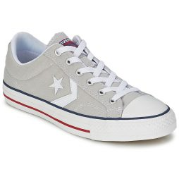 Scarpe donna Converse  STAR PLAYER CORE CANVAS OX  Grigio Converse 886954946058