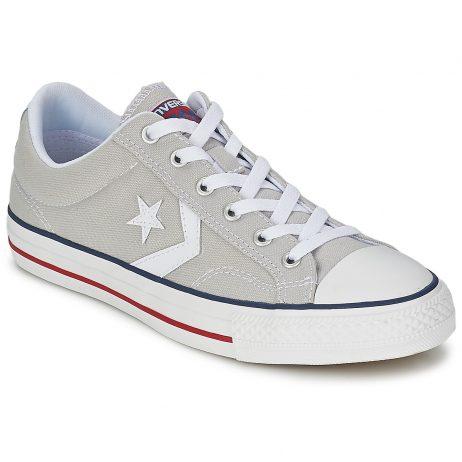 Scarpe donna Converse  STAR PLAYER CORE CANVAS OX  Grigio Converse 886954946058