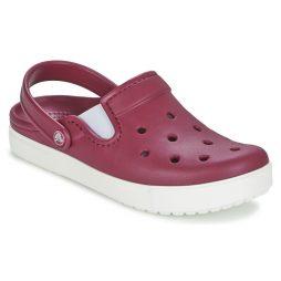 Scarpe donna Crocs  CITILANE CLOG  Rosso Crocs 887350837063