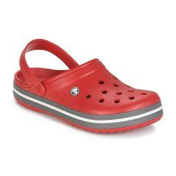 Scarpe donna Crocs  CROCBAND  Rosso Crocs 887350870237