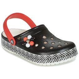 Scarpe donna Crocs  DREW X CROCS CB CHEVRON CLG  Nero Crocs 191448185272