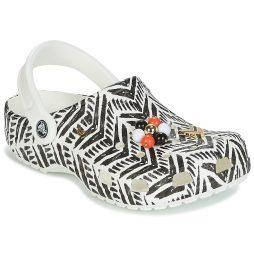 Scarpe donna Crocs  DREW X CROCS CLASSIC CHV CLG  Bianco Crocs 191448185517
