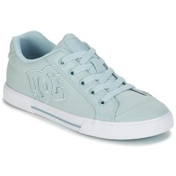 Scarpe donna DC Shoes  CHELSEA TX J SHOE LTB  Blu DC Shoes 3613373250957