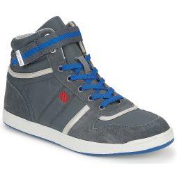 Scarpe donna Dorotennis  BASKET NYLON ATTACHE  Grigio Dorotennis 3571576851015