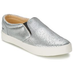 Scarpe donna Feiyue  FE SLIP ON DRAGON SCALE  Argento Feiyue 840821104675