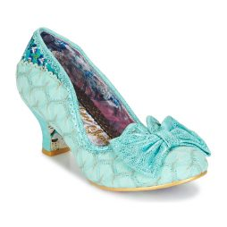 Scarpe donna Irregular Choice  ALWAYS SMILE  Blu Irregular Choice 5052224465054