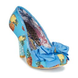 Scarpe donna Irregular Choice  ASCOT  Blu Irregular Choice 5052224461476
