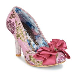 Scarpe donna Irregular Choice  ASCOT  Rosa Irregular Choice 5052224453525