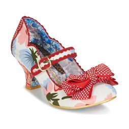Scarpe donna Irregular Choice  BALMY NIGHTS  Rosso Irregular Choice 5052224465634
