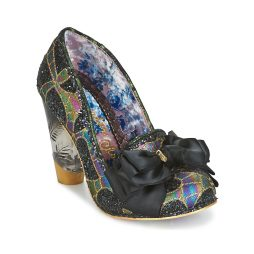 Scarpe donna Irregular Choice  COLA CUBES  Nero Irregular Choice 5052224462992