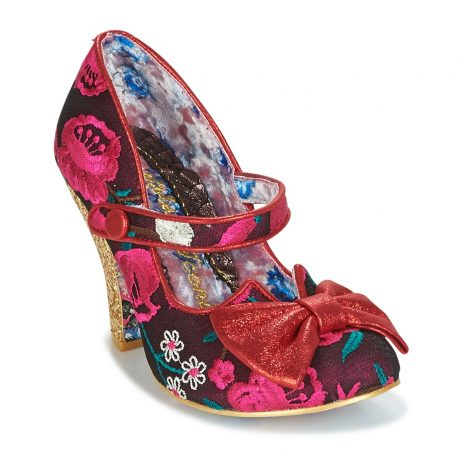 Scarpe donna Irregular Choice  FANCY THIS  Rosa Irregular Choice 5052224464033