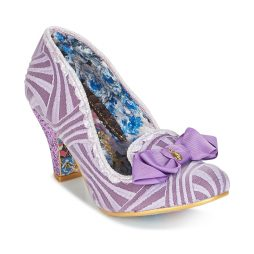 Scarpe donna Irregular Choice  KANJANKA  Viola Irregular Choice 5052224466198