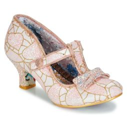 Scarpe donna Irregular Choice  LAZY RIVER  Rosa Irregular Choice 5052224464675