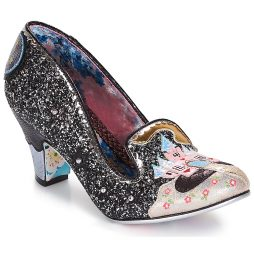 Scarpe donna Irregular Choice  LITTLE MISTY  Nero Irregular Choice 5052224466754