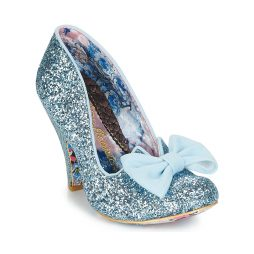 Scarpe donna Irregular Choice  NICK OF TIME  Blu Irregular Choice 5052224391612