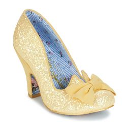 Scarpe donna Irregular Choice  NICK OF TIME  Giallo Irregular Choice 5052224194398