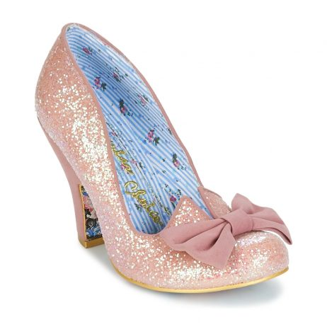 Scarpe donna Irregular Choice  NICK OF TIME  Rosa Irregular Choice 5052224194206
