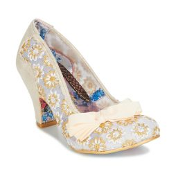 Scarpe donna Irregular Choice  PALM COVE  Beige Irregular Choice 5052224466037
