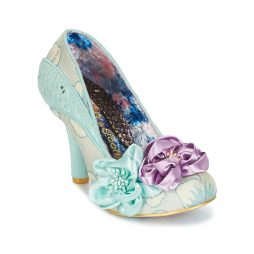 Scarpe donna Irregular Choice  PEACH MELBA  Verde Irregular Choice 5052224454591