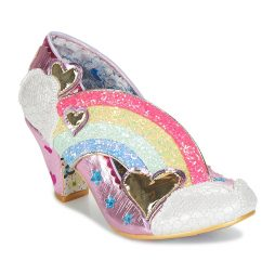 Scarpe donna Irregular Choice  SUMMER OF LOVE  Rosa Irregular Choice 5052224467157