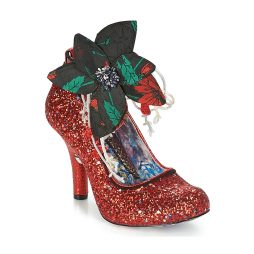 Scarpe donna Irregular Choice  SWEET MELODY  Rosso Irregular Choice 5052224468352