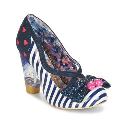 Scarpe donna Irregular Choice  WANDERLUST  Blu Irregular Choice 5052224462831