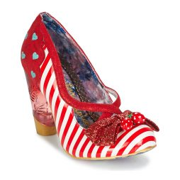 Scarpe donna Irregular Choice  WANDERLUST  Rosso Irregular Choice 5052224462916
