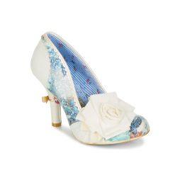 Scarpe donna Irregular Choice  WASHINGTON  Bianco Irregular Choice 5052224192295