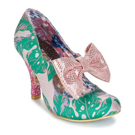 Scarpe donna Irregular Choice  WINDSOR  Rosa Irregular Choice 5052224463470