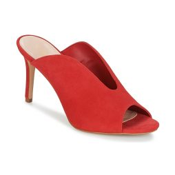 Scarpe donna KG by Kurt Geiger  DIPPED-FRONT-SANDAL-RED  Rosso KG by Kurt Geiger 5045065949029