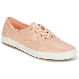 Scarpe donna Keds  CH METALLIC CANVAS  Rosa Keds 677338614201