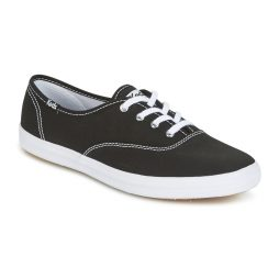 Scarpe donna Keds  CHAMPION CORE CANVAS  Nero Keds 0044209485688