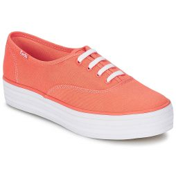 Scarpe donna Keds  TRIPLE SEASONAL SOLID  Arancio Keds 044209948619