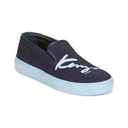 Scarpe donna Kenzo  K-SKATE SLIP-ON  Blu Kenzo 3603679077563