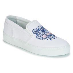 Scarpe donna Kenzo  K SKATE SNEAKERS  Bianco Kenzo 3603679216986