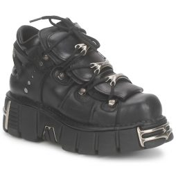 Scarpe donna New Rock  EVIL  Nero New Rock 8432263000947