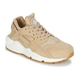 Scarpe donna Nike  AIR HUARACHE RUN SUEDE W  Beige Nike 823229689906