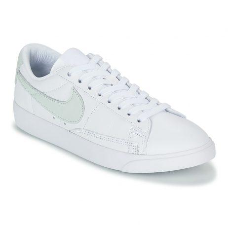 Scarpe donna Nike  BLAZER LOW LEATHER W  Bianco Nike 659658941083