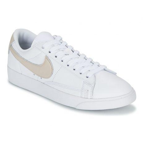 Scarpe donna Nike  BLAZER LOW LEATHER W  Bianco Nike 883418663803