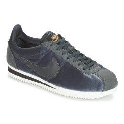 Scarpe donna Nike  CLASSIC CORTEZ SUEDE W  Blu Nike 887230484288