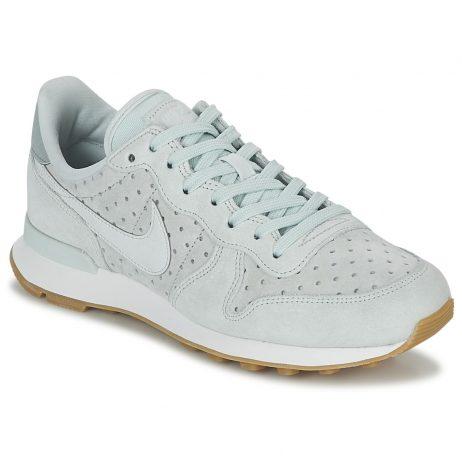 Scarpe donna Nike  INTERNATIONALIST PREMIUM W  Grigio Nike 826220751337
