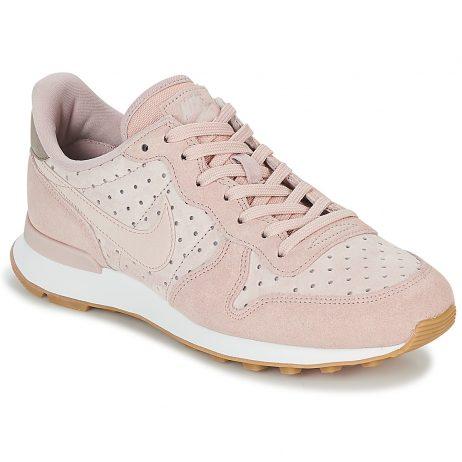 Scarpe donna Nike  INTERNATIONALIST PREMIUM W  Rosa Nike 826220768724
