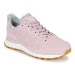 Scarpe donna Nike  INTERNATIONALIST SUEDE W  Rosa Nike 888411557258