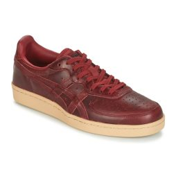 Scarpe donna Onitsuka Tiger  GSM LEATHER  Rosso Onitsuka Tiger 4549846238957
